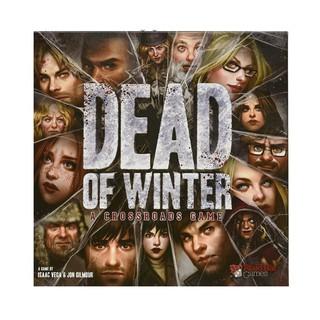 Trò chơi Dead of Winter bản tiếng anh (Eng)