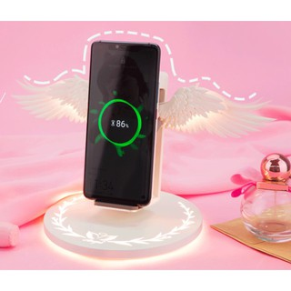 [Có sẵn] Sạc không dây Angel Wings- Sạc không dây cánh thiên thần