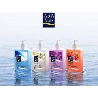 Nước rửa tay dưỡng chất lô hội Aquavera 500ml-1