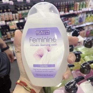 FEMININE - Dung dịch vệ sinh phụ nữ hàng siêu thị Thái thumbnail