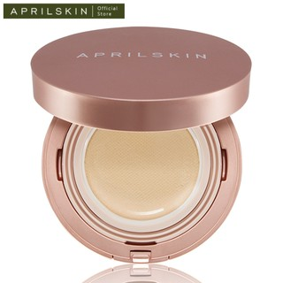 Aprilskin Phấn Magic Snow Fixing Foundation thumbnail