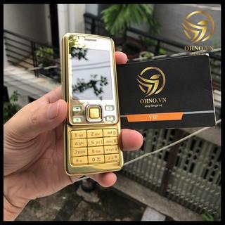 Điện Thoại NOKIA 6300 6300i Vàng Gold Chính Hãng Main Zin Ba o Ha nh 24 Tha ng - OHNO thumbnail
