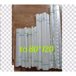 Giấy kiếng gói quà tết dạng tờ kích thước 80 x 120cm (xấp 50 tờ)