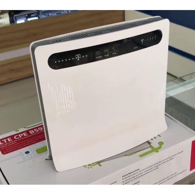 Bộ Phát Wifi 4G Cắm Điện Huawei B593, 3G/4G B311, B315, E5186 Tốc Độ Khủng 150Mbps Hỗ Trợ 32 Máy Kết Nối