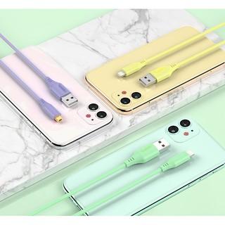 Dây Cáp Sạc Nhanh Type-C Cho Iphone 12 Apple Android Huawei Xiaomi Meizu