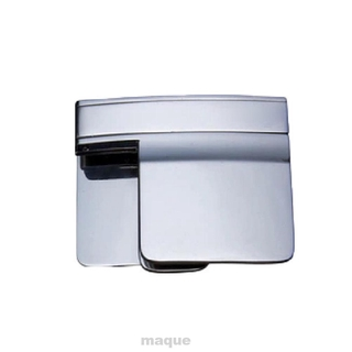 Solid Universal Smooth Zinc Alloy Foldable Durable Anti Scratch Gold Plated Fixed Belt Buckle
