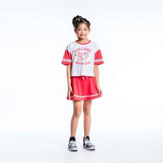 Áo bé gái-MDK Boxy New York M.D.K