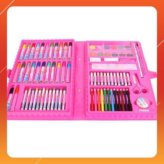 [SIÊU KM] Set 2 bộ màu vẽ 86 chi tiết cho bé thỏa sức sáng tạo | HÀNG MỚI