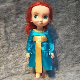 Búp Bê Công chúa Tóc Xù Disney Animator 39 cm Chính Hãng