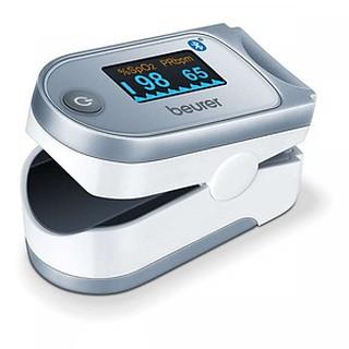 Máy đo khí máu và nhịp tim cá nhân kết nối smartphone qua bluetooth Beurer PO60- Bảo hành 24 tháng thumbnail