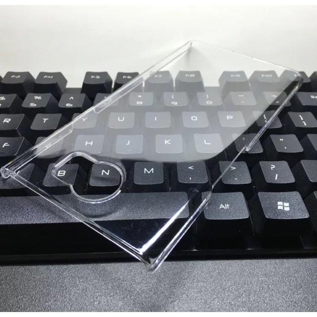 Ốp lưng Blackberry Priv/Passport nhựa cứng trong suốt