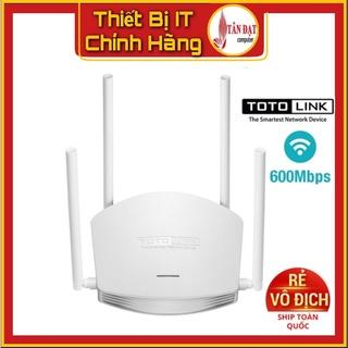 Bộ Phát Wifi Chuẩn N 600Mpbs Totolink N600R thumbnail