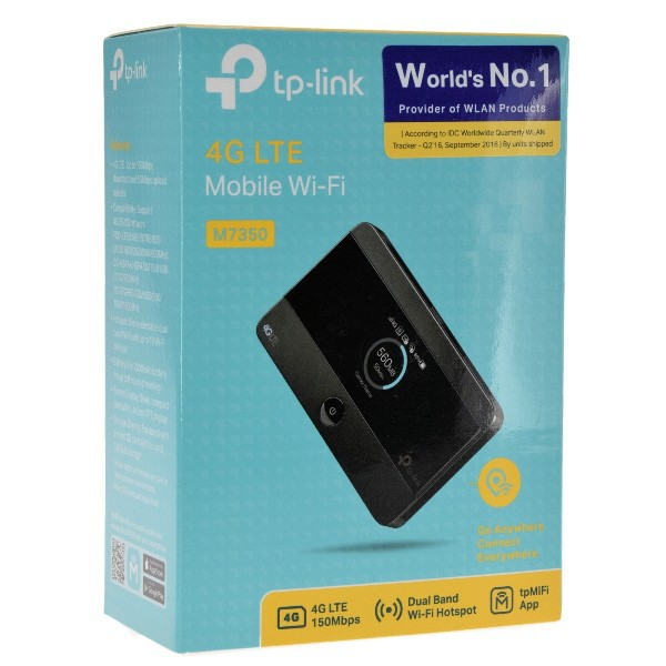 Phụ kiện SIÊU RẺ_ Phát Wifi 4G từ sim Tp-link 7350 CHÍNH HÃNG BH 24 THÁNG