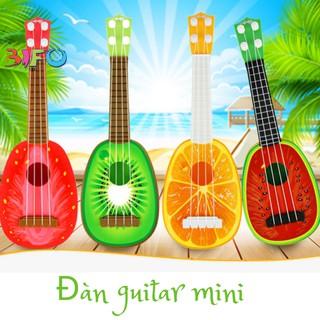 Đàn guitar mini giúp bé phát triển tài năng âm nhạc (giao hình ngẫu nhiên)