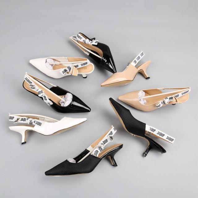 Giày cao gót 3 phân hàng cao cấp thiết kế