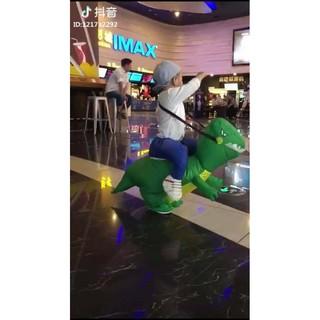 Đồ cosplay Bé khủng long