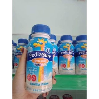 Sữa Pediasure chất xơ nước 237 ml