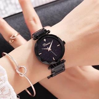 [ĐẲNG CẤP] Đồng hồ nữ DIMINI mặt 3D dây kim loại - HÀNG CHÍNH HÃNG thumbnail