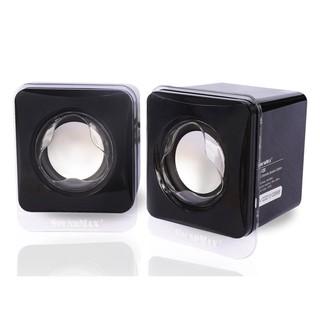 Loa vi tính SoundMax A-120 – 2.0, Nguồn USB