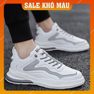 [FreeShip - Sale khô máu] Giày thể thao nam, giày sneaker nam viền phản quang A88 thumbnail