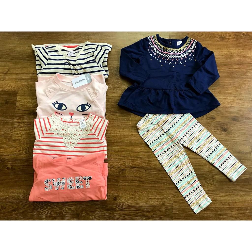 Bộ quần áo bé gái Carter VNXK - 2629046 , 18329106 , 322_18329106 , 680000 , Bo-quan-ao-be-gai-Carter-VNXK-322_18329106 , shopee.vn , Bộ quần áo bé gái Carter VNXK