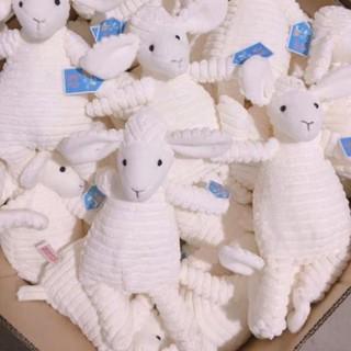 Thú bông cừu xinh cho bé!