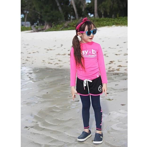 Đồ bơi cho bé gái set 3 món tay dài quần dài quần đùi - 14551474 , 1335096866 , 322_1335096866 , 330000 , Do-boi-cho-be-gai-set-3-mon-tay-dai-quan-dai-quan-dui-322_1335096866 , shopee.vn , Đồ bơi cho bé gái set 3 món tay dài quần dài quần đùi