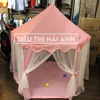 Lều công chúa thiết kế thơ mộng, dễ thương cho bé GDTRONGL11