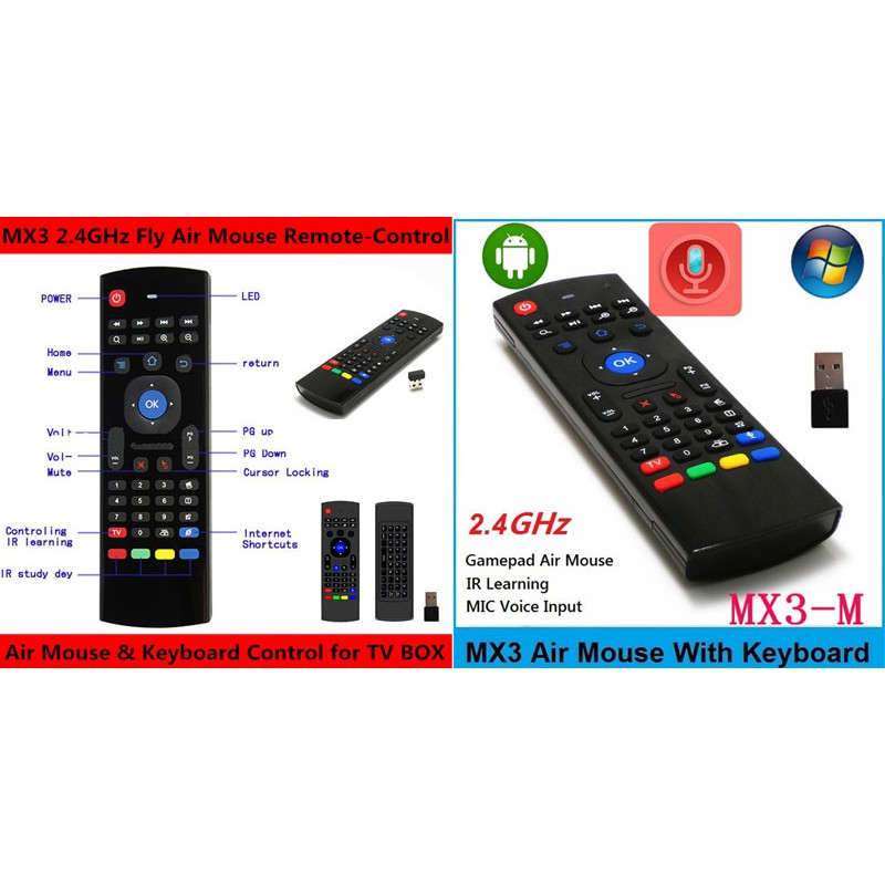 Chuột bay MX3 -M Bluetooth có tìm kiếm giọng nói siêu nhạy