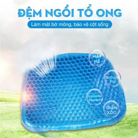 Đệm ngồi thông minh 3D, thoáng khí bảo vệ xương khớp Egg Sitter - 15427271 , 1641864016 , 322_1641864016 , 549000 , Dem-ngoi-thong-minh-3D-thoang-khi-bao-ve-xuong-khop-Egg-Sitter-322_1641864016 , shopee.vn , Đệm ngồi thông minh 3D, thoáng khí bảo vệ xương khớp Egg Sitter