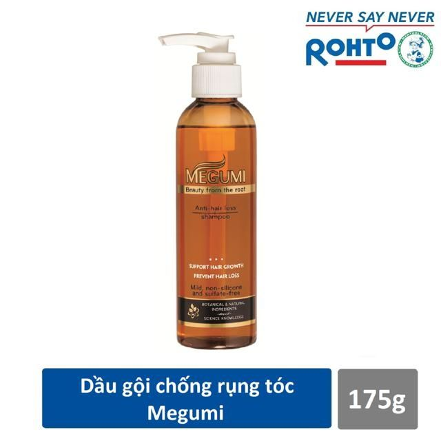 Anti-hair loss shampoo - Dầu gội ngăn lão hóa tóc megumi gội - 3534928 , 1023838382 , 322_1023838382 , 129000 , Anti-hair-loss-shampoo-Dau-goi-ngan-lao-hoa-toc-megumi-goi-322_1023838382 , shopee.vn , Anti-hair loss shampoo - Dầu gội ngăn lão hóa tóc megumi gội