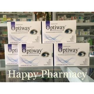 Viên Bổ Mắt Optiway-Cải thiện thị lực,giảm nhức mỏi khỏi mắt(hộp 30viên)