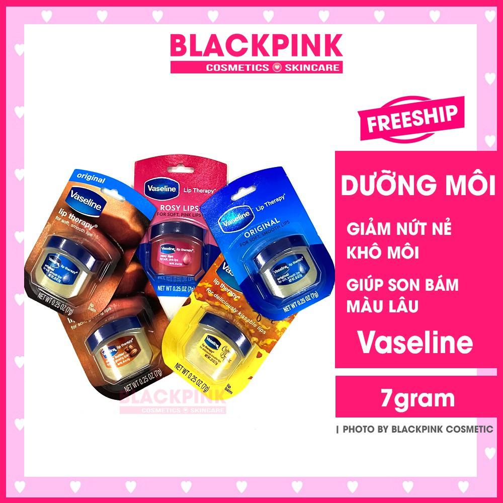 Sáp dưỡng môi Vaseline 7g - hàng chính hãng công ty