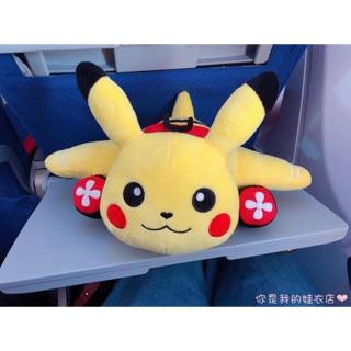Máy bay Pikachu cho doll 15-20cm