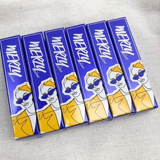 MERZY - Son Kem Merzy Mellow Blue Tint Version Girl [ Vỏ Xanh Blue Girl ] thumbnail