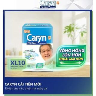 Tã dán người lớn Caryn Size M, L, XL (10 miếng)