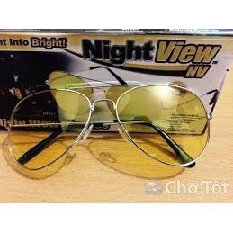 [HOT] Mắt kính đi đêm Nightview tinh tế💖gọng kính mát nam nữ NEW ARRIVAL AH212 1A18
