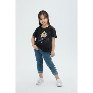 IVY moda áo thun bé gái MS 57G1057