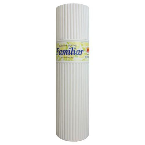 Nước hoa xịt phòng familiar Hương Sảng Khoái Air Freshener 200ml
