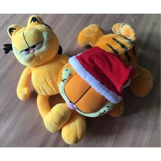 Mèo lười Garfield noen nhồi bông😻Mới 98%