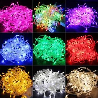 ⚡ dây một màu ⚡ dây đèn nháy trang trí noel và tết (4.5m/ 1 dây) - hình 3