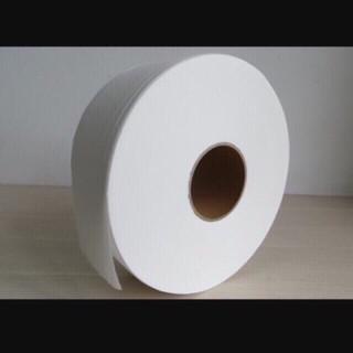 GIấy vệ sinh cuộn lớn 700g ( loại 2; chất lượng giống loại chỉ, bị lỗi 1 chút trong quá trình cắt giấy)