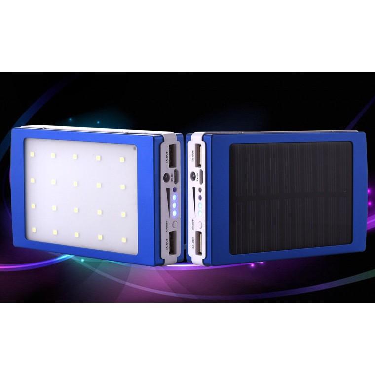 Box sạc dự phòng 5 pin năng lượng mặt trời 5V 1.2A tối đa (box không pin)