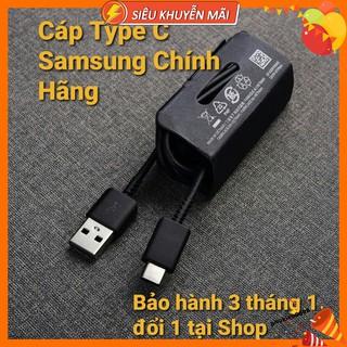 Dây cáp sạc Samsung chính hãng Type-C Usb, Micro Usb 1m hỗ trợ sạc nhanh Note 9/Note 8/S9/S8/ S7 S6