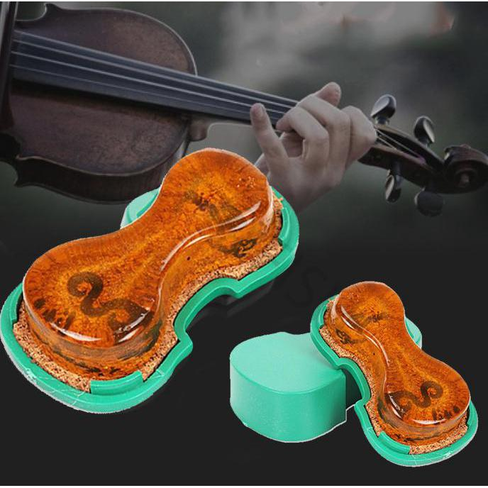 BETTAFISH Universal Durable Musical Instrument Parts Brown Violin Rosin