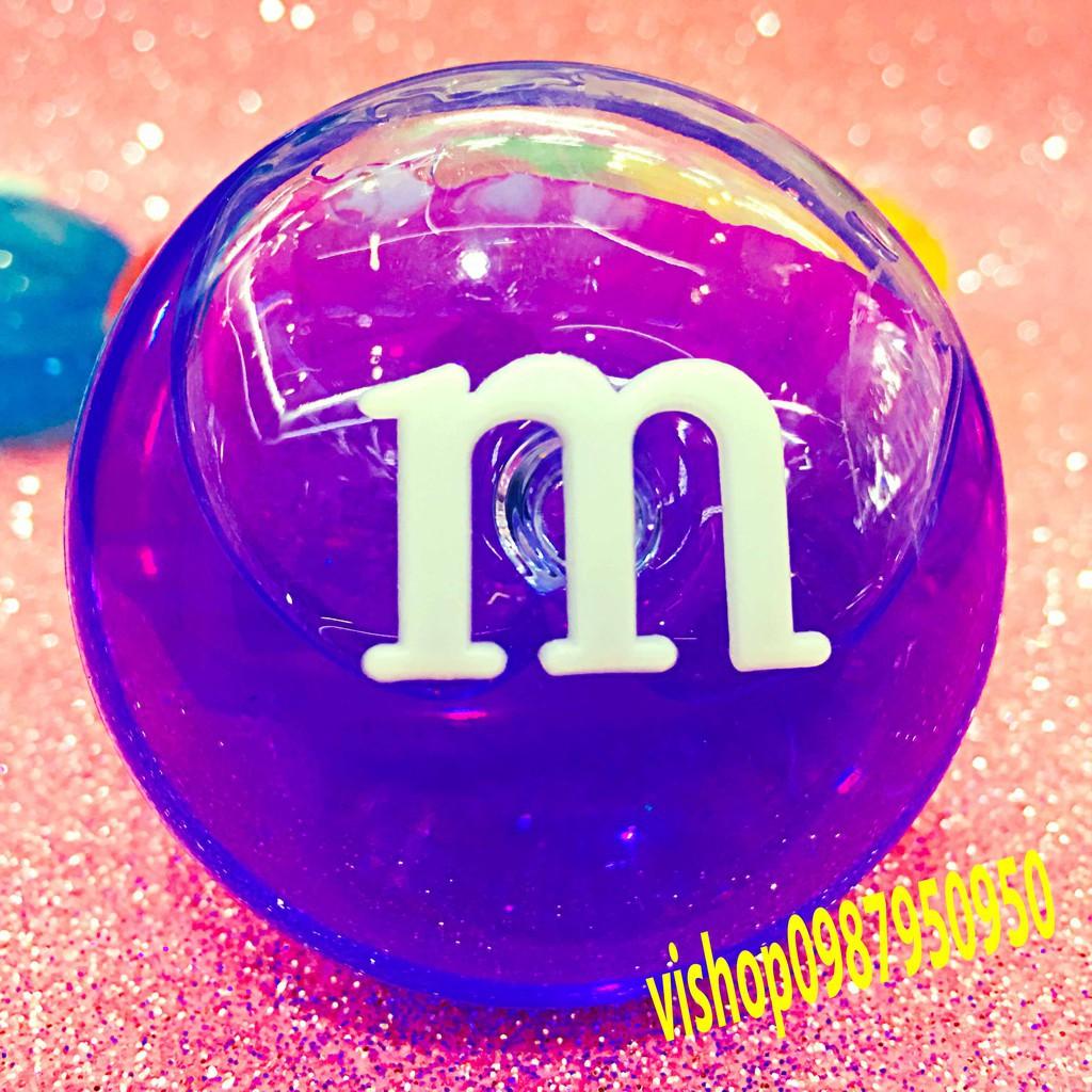 slime chữ M dạng trong suốt - slime mềm mã UBN12 O(M(19)