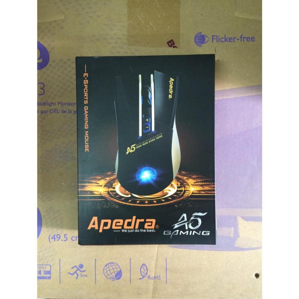 Chuột game Apedra A5