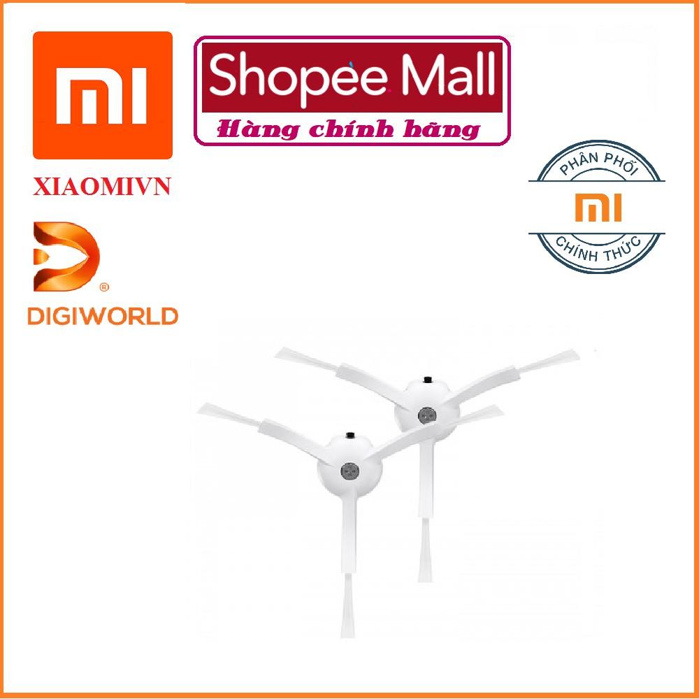 Bộ 2 Chổi quét góc Robot Máy hút bụi Xiaomi Mi Vacuum - Hàng chính hãng DiGiWorld - 2626463 , 375073031 , 322_375073031 , 99000 , Bo-2-Choi-quet-goc-Robot-May-hut-bui-Xiaomi-Mi-Vacuum-Hang-chinh-hang-DiGiWorld-322_375073031 , shopee.vn , Bộ 2 Chổi quét góc Robot Máy hút bụi Xiaomi Mi Vacuum - Hàng chính hãng DiGiWorld