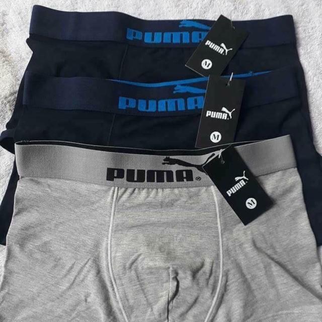 sỉ 5 quần sịp Puma cao cấp đùi/ chéo❌ chất cotton hịn hàng VN chất lượng cao