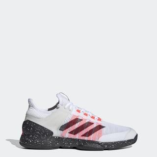 Giày adidas TENNIS sân cứng Ubersonic 2 Nam Màu trắng FW0067 thumbnail